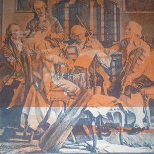 Saturday 28th 7.30pm:<br>The Haydn Boys