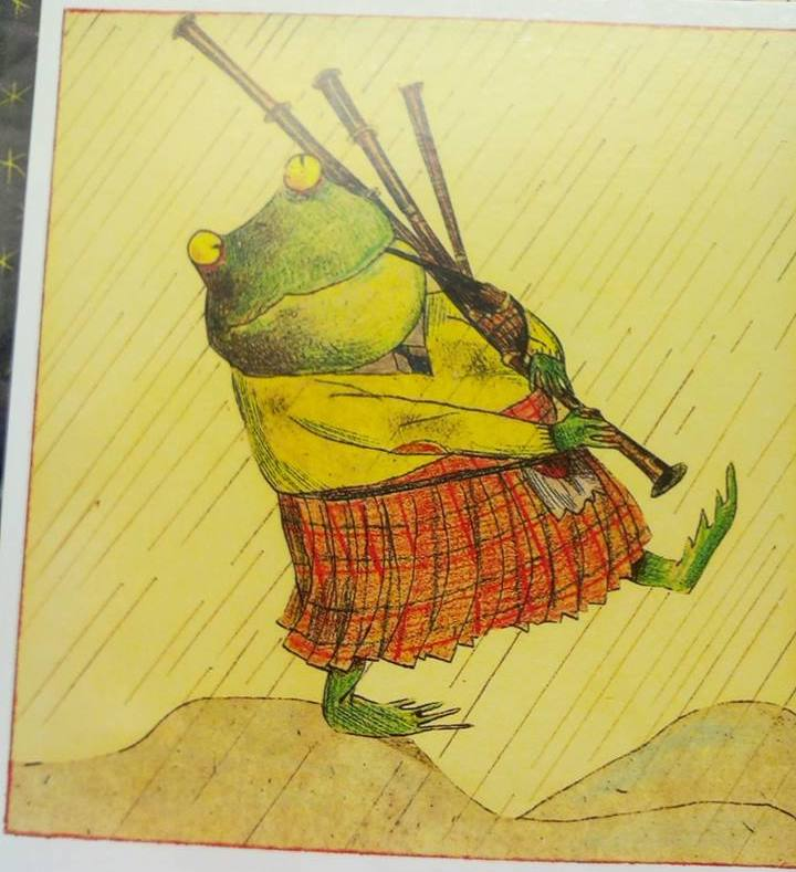 froggie goes a ceilidh