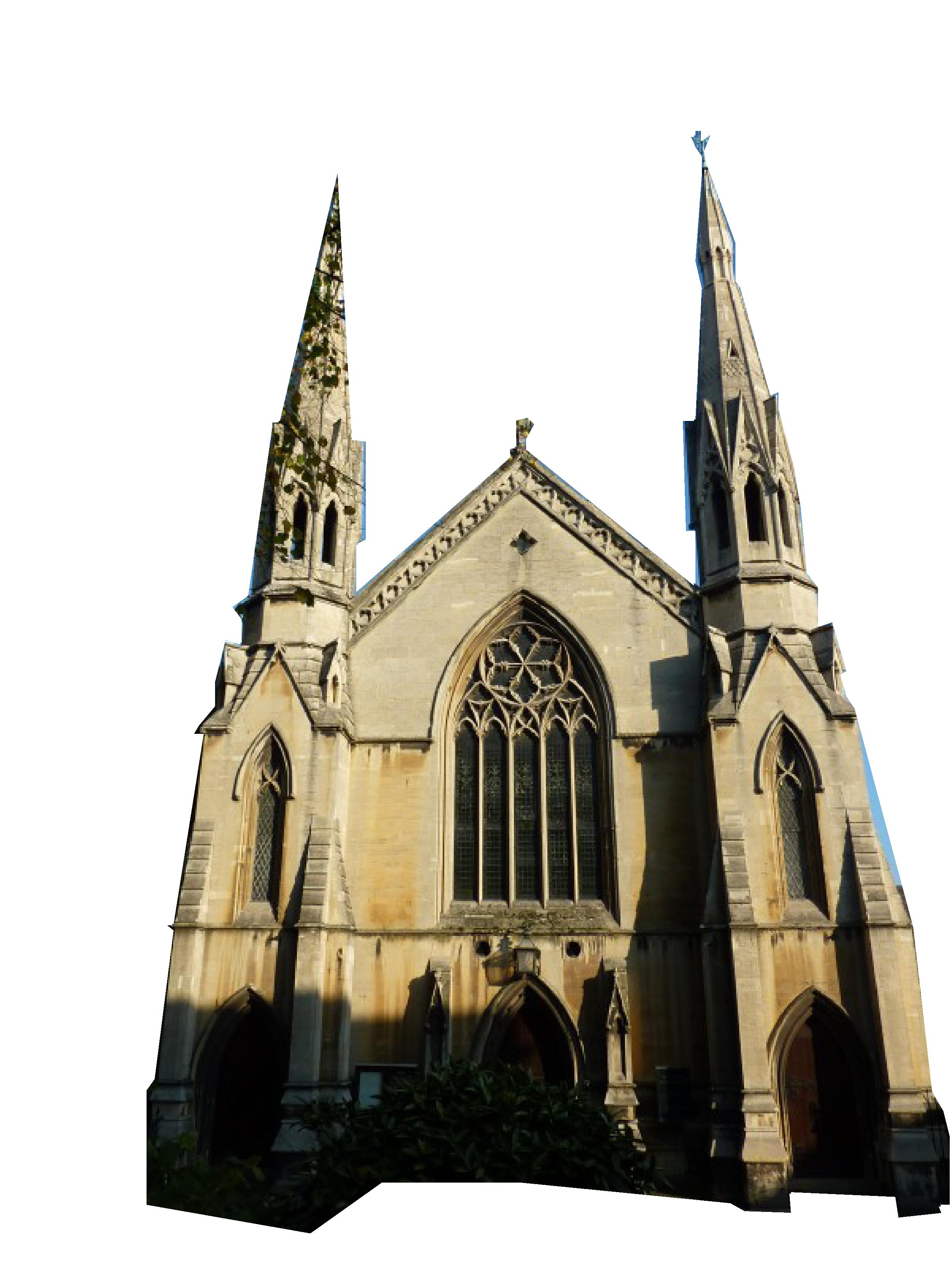 church in